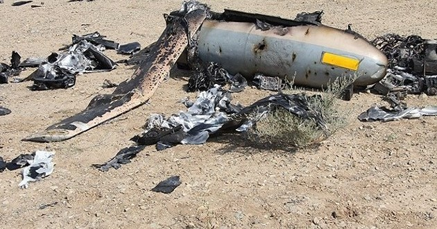Downed drone was not launched from Israel