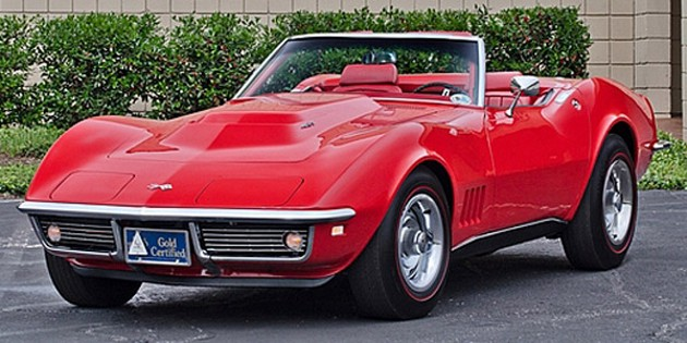 Greatest Muscle Cars of the Sixties