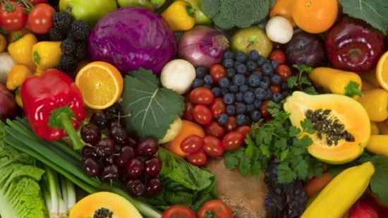Over eating fruits and veggies shows no increased health benefits