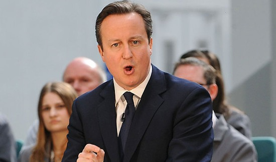 Cameron wants an alliance with Iran over ISIS
