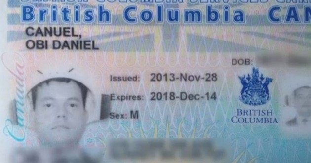 Man fights to wear spaghetti strainer for License