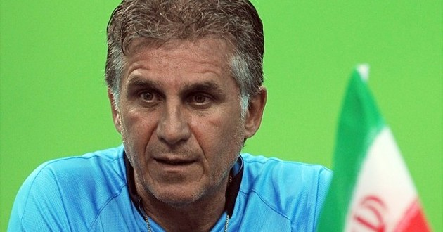 Queiroz: will extend contract or say goodbye on Tues