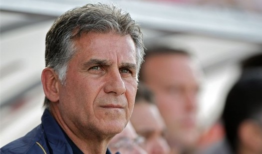 Queiroz: I'll return to Iran whenever Kaffashian asks