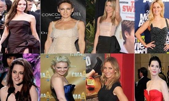 Who is Hollywood's top-earning actress