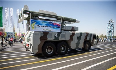 Iran Unveils New Military Hardware in Parade