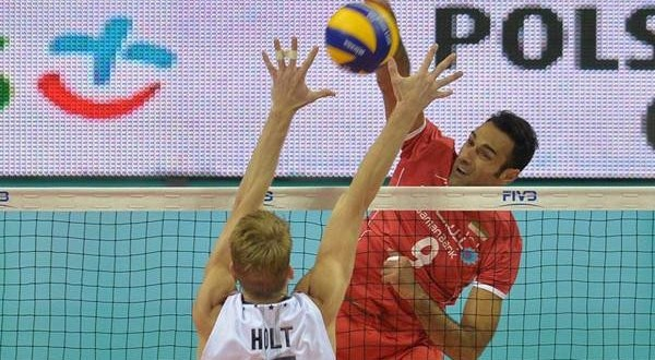 Iran Volleyball Team Defeats US in Huge Win