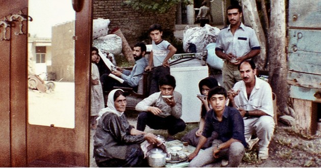 Iran in the 80s a glimpse of a forbidden place