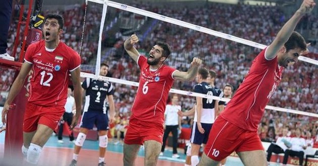 History making: Iran Volleyball qualifis for 3rd round