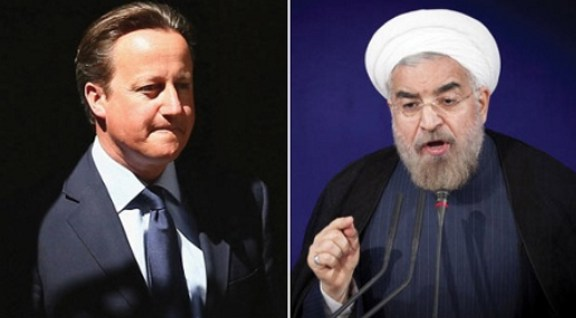 Cameron to meet Rouhani over ISIS