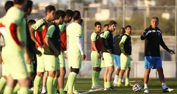Iran's Football Squad Begins Camp in Portugal