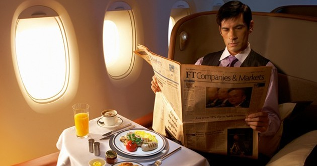 Fly the $20K Singapore Airlines Suites Class