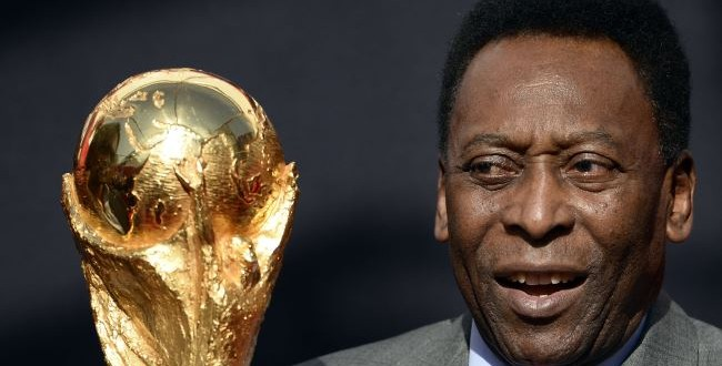 Pele in better clinical condition