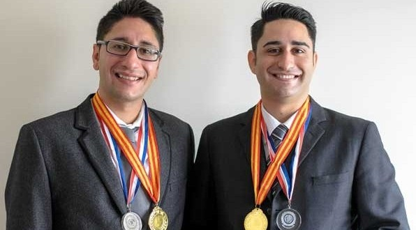 Brothers Win Gold Medal and Best Inventor 2014 Award