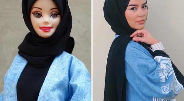 Barbie gets a new makeover