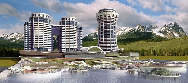Melia opening first luxury hotel in the North
