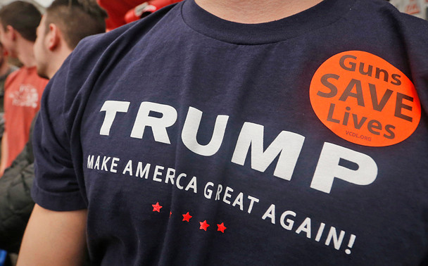 T-shirts for fans of Donald Trump