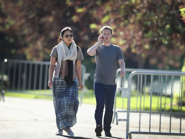 A typical day in the life of Mark Zuckerberg