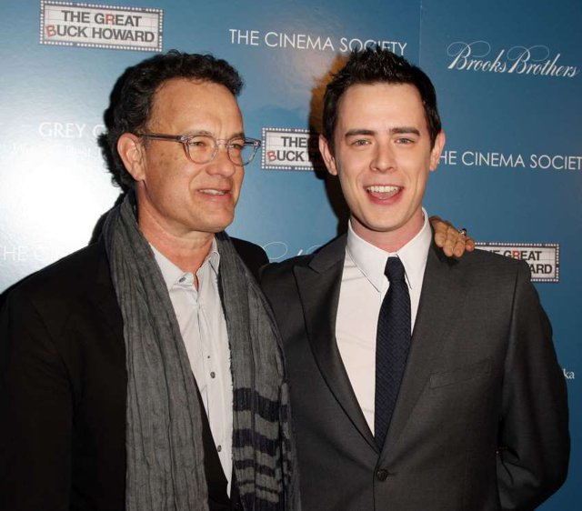 Celebrity dads and sons