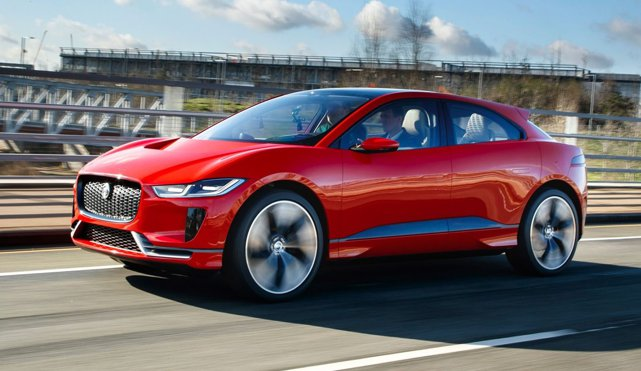 Never seen before Electric Cars Arriving in 2018