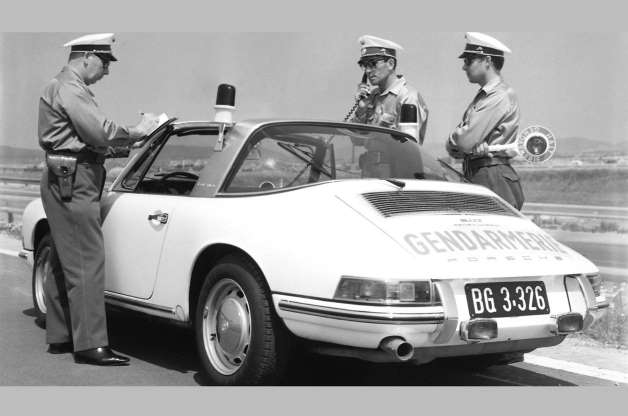World's most standout police cars