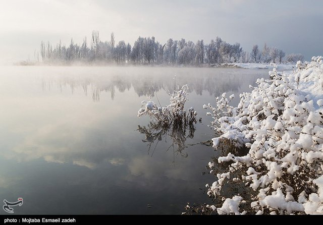 The beautiful nature of Urmia