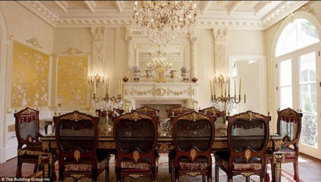Unveiling the majestic mansion of the Saudi ambassador to the United States