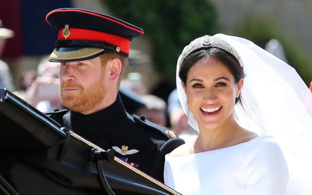 Royal wedding 2018: Meghan Markle and Prince Harry