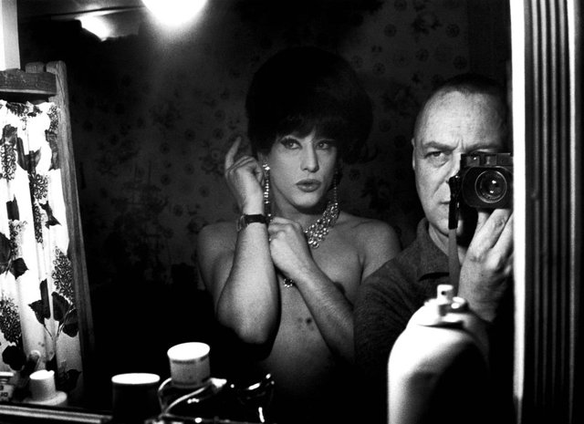 Photos Capture a Community of Transgender Women Living in Paris in the 1960's