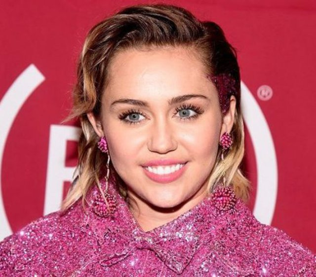 Miley Cyrus Introduces Her Converse Shoe Designs