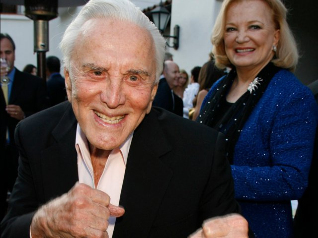 your favorite celebrities who are over 90 years old