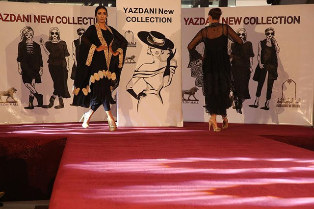 Fashion on full display at runway show in capital