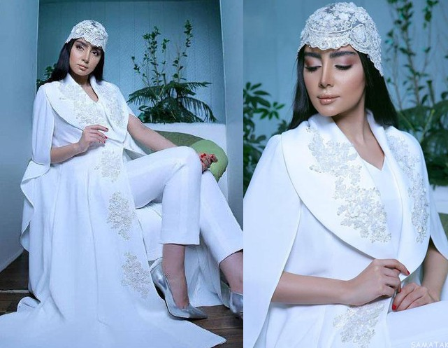 Brides Outfit for Wedding Aghd Ceremony