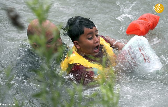 Rescue Immigrant Children from the River of Death