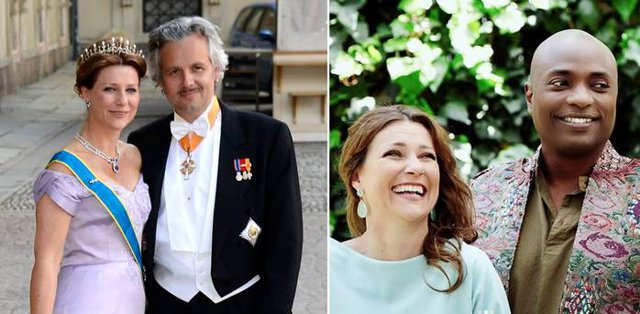 The controversial new boyfriend of Princess of Norway