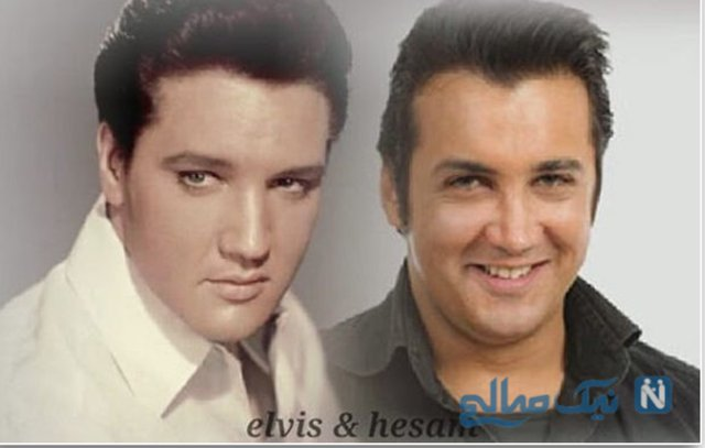 The fact is that Hesam Navabsafavi's story and the role of Elvis Presley