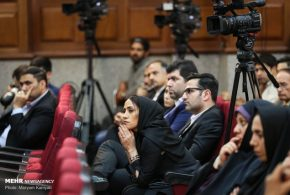 The last session of the court, Mohammad Ali Najafi