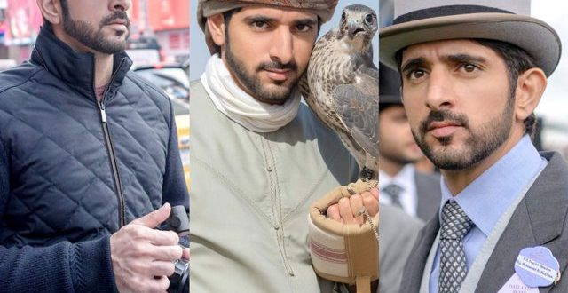 Crown Prince of Dubai loves photography and travel
