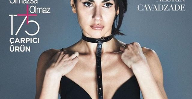 Nasrin Javadzade is a famous actress and a beautiful Turkish model