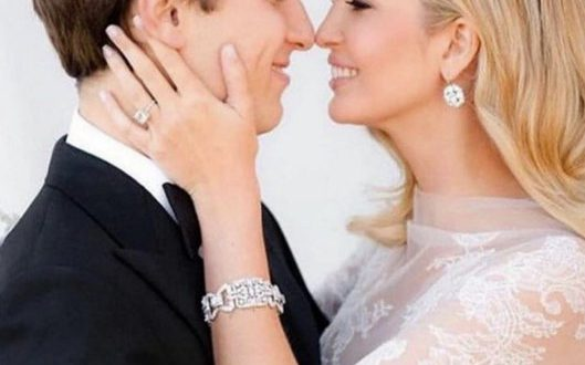 Ivanka Trump's wedding photos