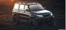 Russian-designed Bremach Taos SUV coming to US