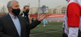 Friendly game between Esteghlal and Persepolis